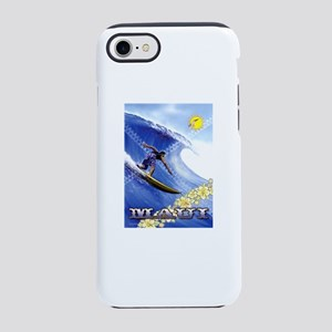 Maui Surfer iPhone 7 Tough Case